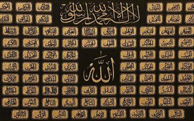 Über die Namen Allahs